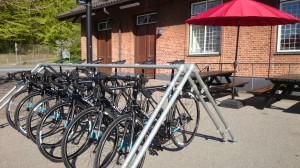 Road bikes for rent in Copenhagen